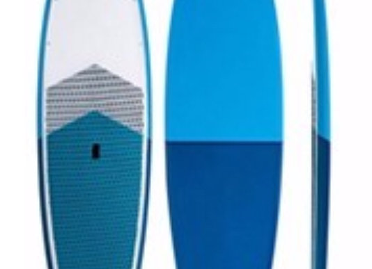 10'7 Paddle Board Package