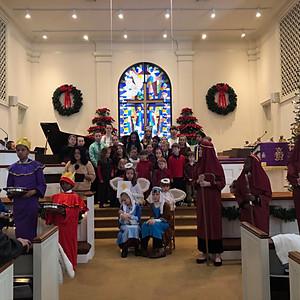 13th Sabbath & 2018 Christmas Program