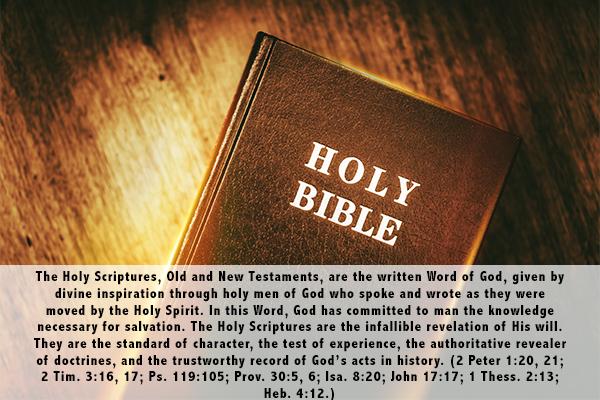 1. Scripture
