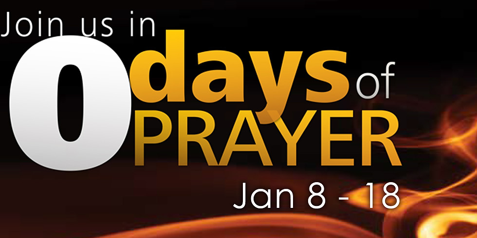 10 Days of Prayer