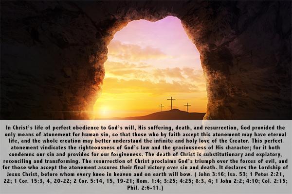 9. Christ's Life