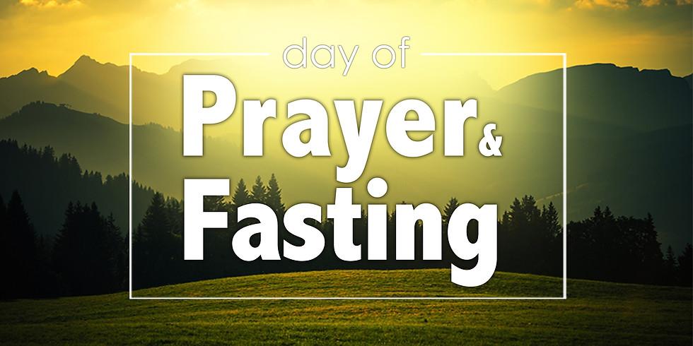 Day of Prayer & Fasting (1)