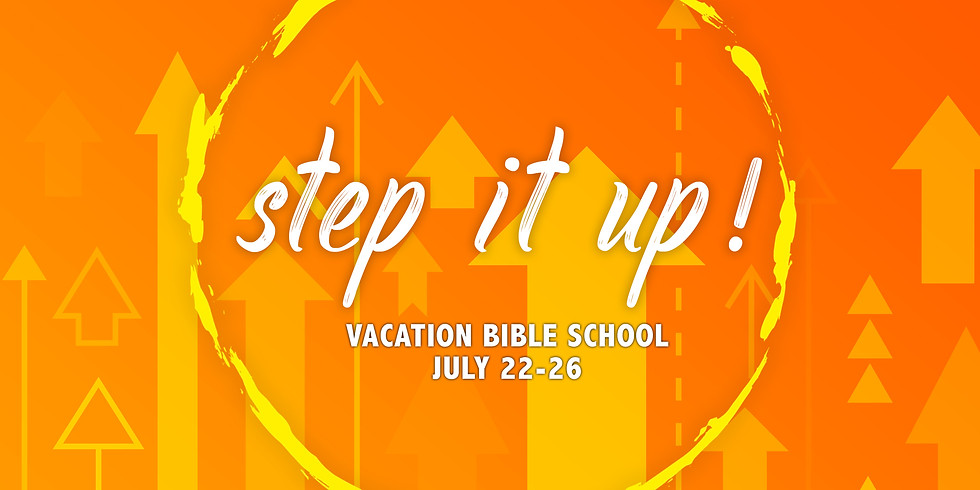 Step It Up! VBS