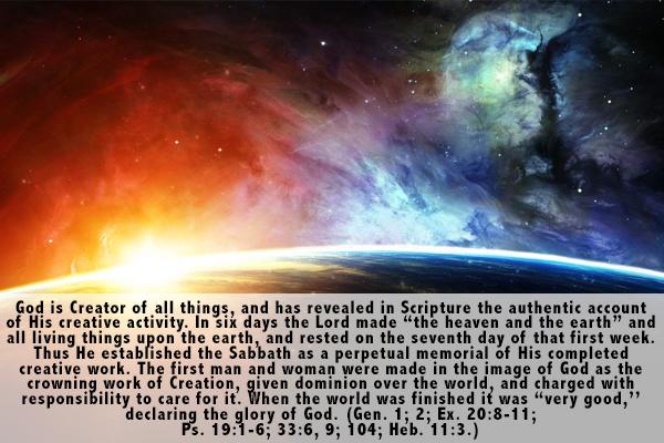 6. Creation