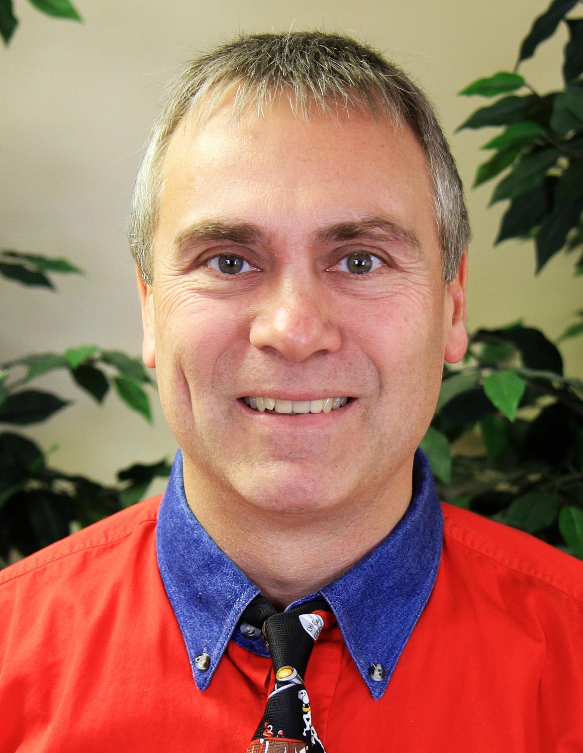 Jerry Vanderoef