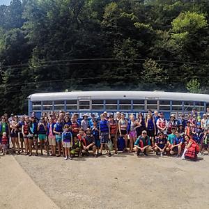 Hiwassee Rafting Trip '18