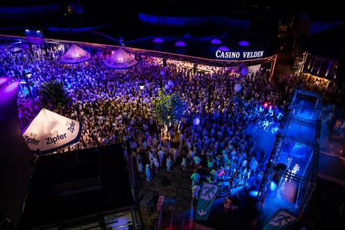 Casino Stage Velden White Nights