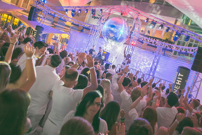Party Velden White Nights