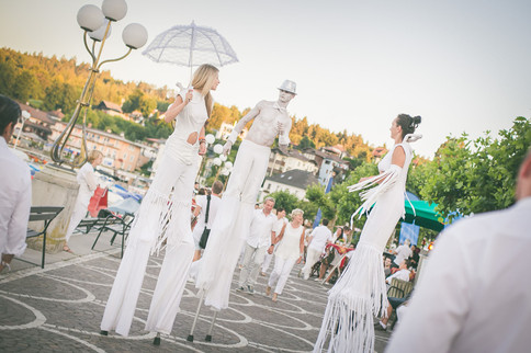 Künstler Velden White Nights Fete Blanche
