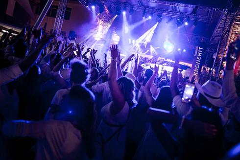 VIP Bereich Gemonastage Velden Weißes Fest