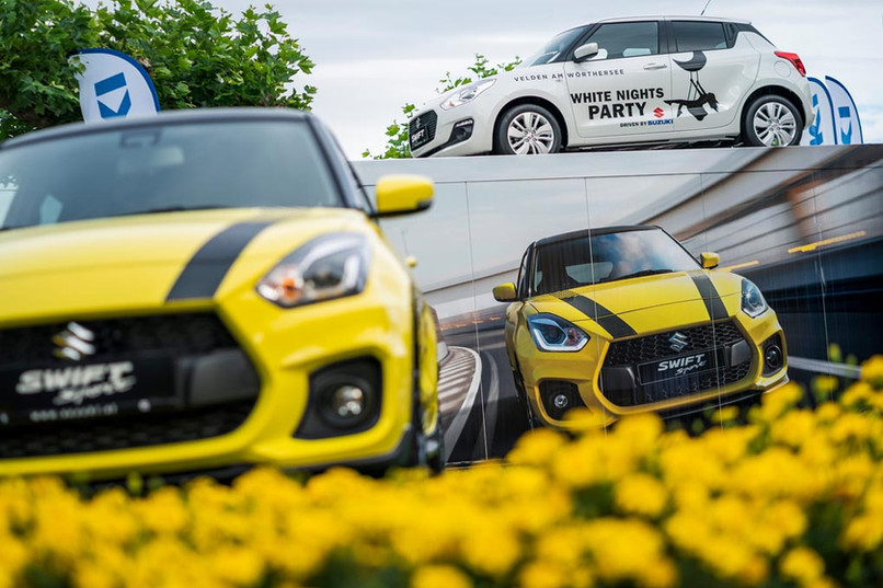 Suzuki Swift Sport Velden White Nights fete blanche.jpg