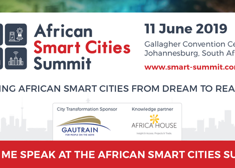 digitalthings @ African Smart Cities Summit