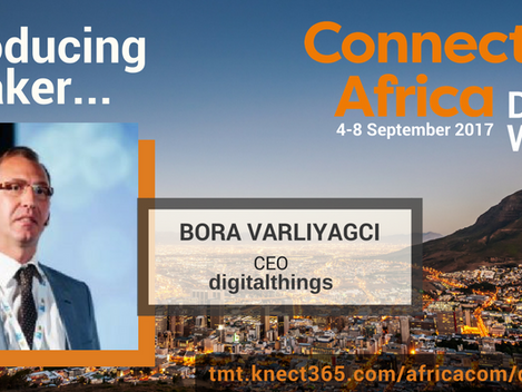 Connecting Africa Interview with our CEO