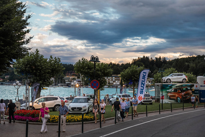 Suzuki Area Velden White Nights