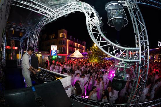 Enrico Ostendorf Velden White Nights Party