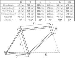 Geometrie Sione Roadracing AL