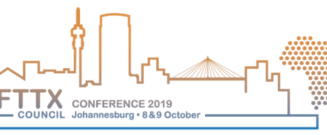 FTTx Council Conference on the 08th of October 2019 at 14H30