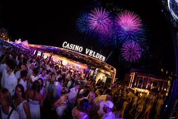 Fete Blanche Velden Casinoplatz