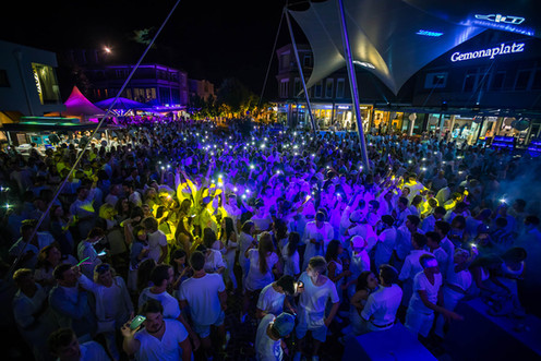Weißes Fest Velden White Nights