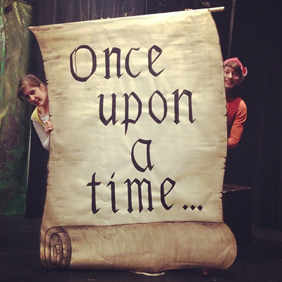 """""""Once upon a time..."""""""