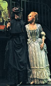 Madame & Meg Giry
