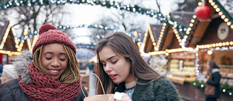 How to have a Christmas that works for you, in spite of all the mayhem, drama & tragic memories.