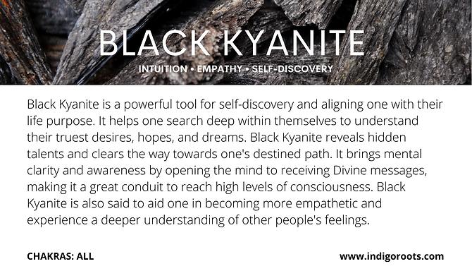 BlackKyanite