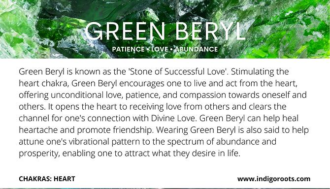 GreenBeryl
