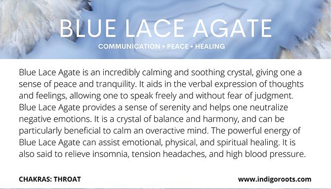 BlueLaceAgate