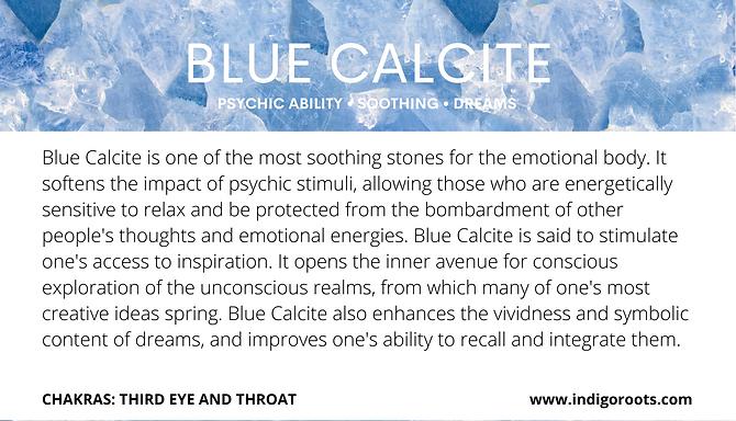 BlueCalcite