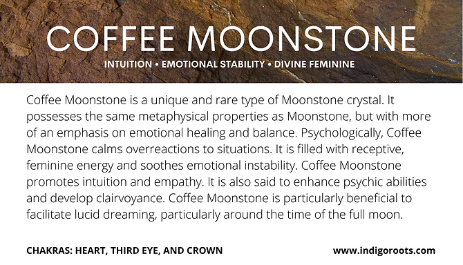 CoffeeMoonstone