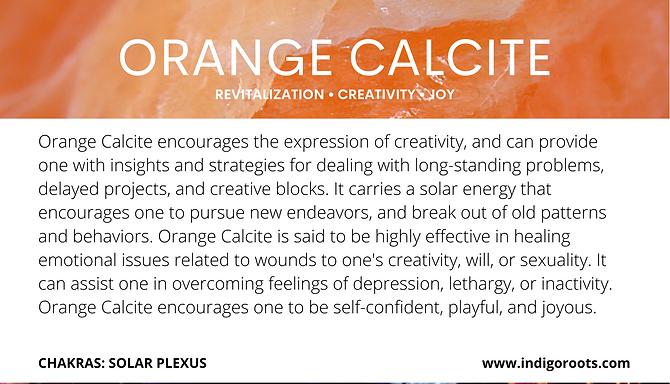 OrangeCalcite