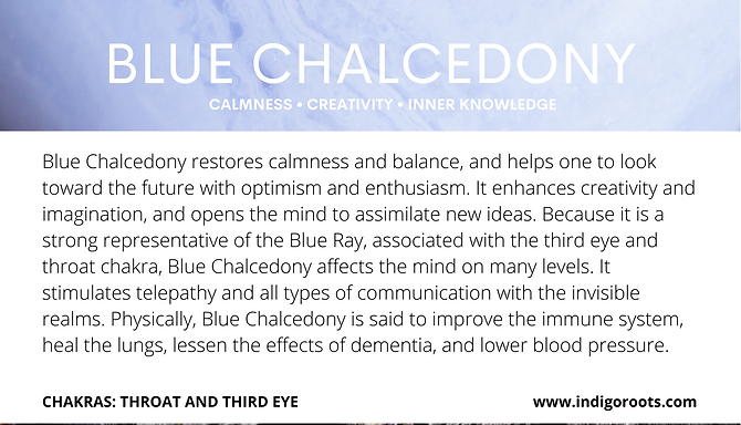 BlueChalcedony