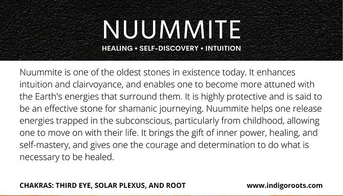Nuummite