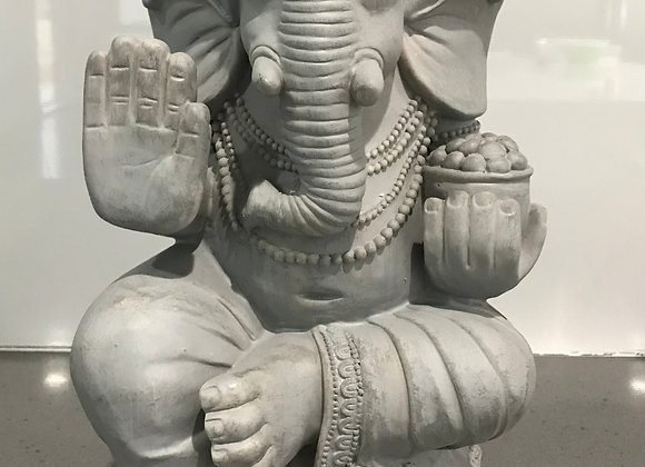 Ganesh Resin Sculpture