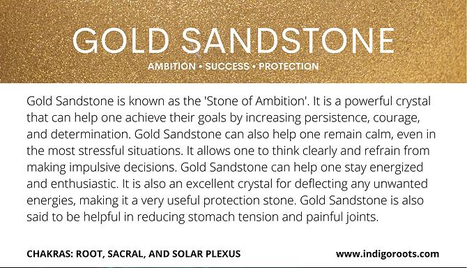 GoldSandstone