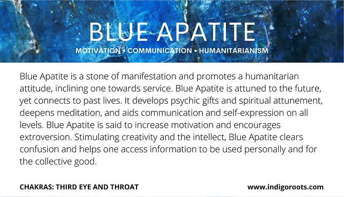 BlueApatite