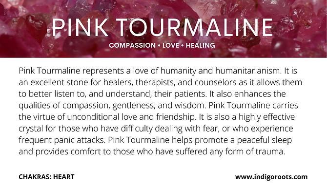 PinkTourmaline