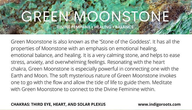 GreenMoonstone