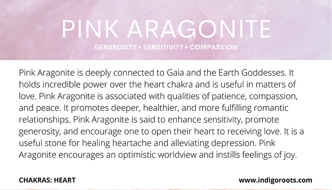 PinkAragonite