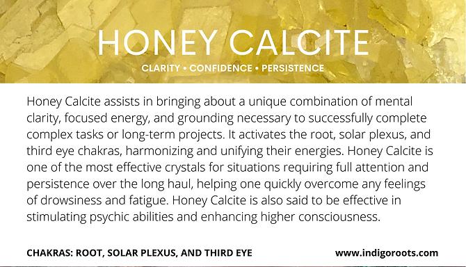 HoneyCalcite