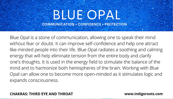 BlueOpal