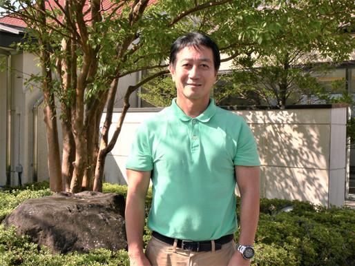 箱根の名水で作る箱根の新名産「生麩、湯葉」角山俊夫(かくやま としお)さん  株式会社角山代表取締役