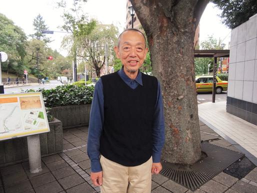 わかりやすい看板づくりに取り組んだ山本祐輔(やまもと ゆうすけ)さん 株式会社コミュニケーションプロジェクト代表取締役
