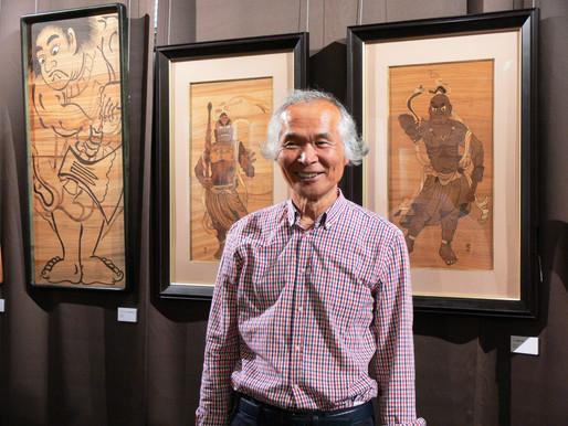 世界一の箱根寄木コレクター 金子皓彦(かねこ てるひこ)さん 日本輸出工芸研究会会長