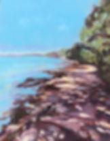 June Klement Cumberland Island Shore.jpg