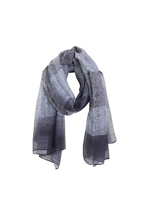 Wool-silk scarve