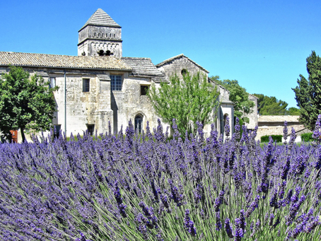 In The Footsteps of Van Gogh – St Rémy de Provence
