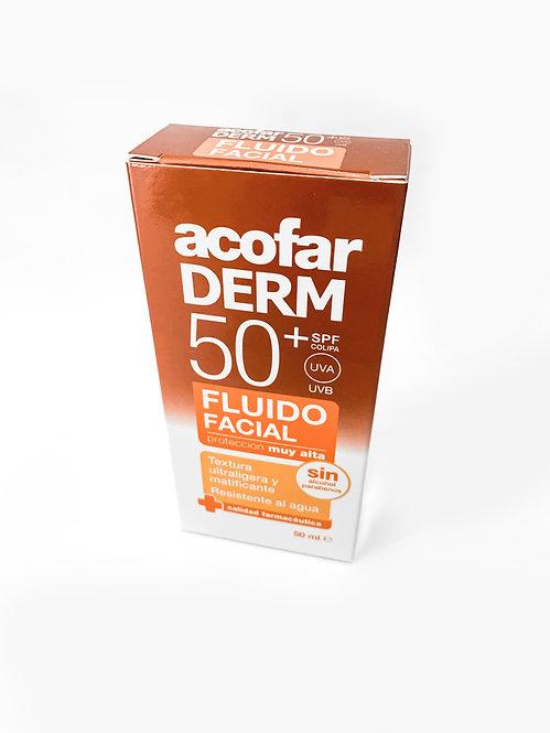 Protector Solar 50 - Fluido Facial