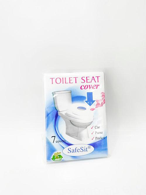 Cubre asiento para inodoro